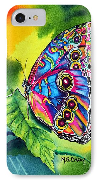Beatrice Butterfly IPhone Case