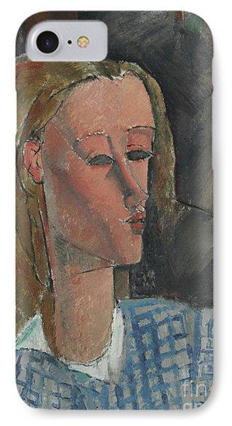 Beatrice Hastings IPhone Case
