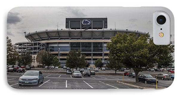Beaver Stadium Penn State  IPhone Case by John McGraw