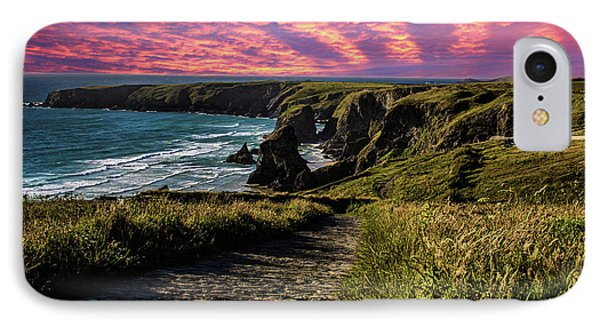 Bedruthan Cornwall IPhone Case