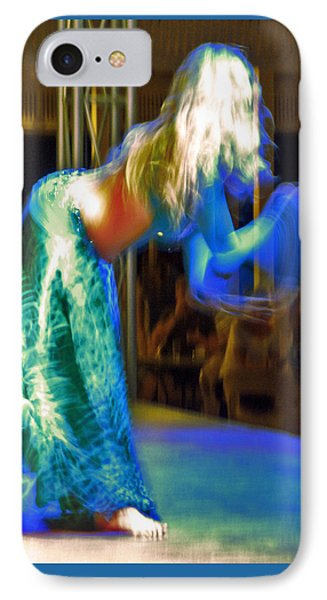 Belly Dance IPhone 7 Case by Andy Za