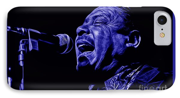 Big Joe Turner Collection IPhone Case by Marvin Blaine
