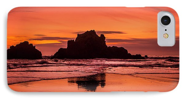 Big Sur Sunset IPhone Case