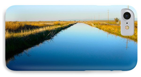 Biggs Canal IPhone Case by Suzanne Lorenz