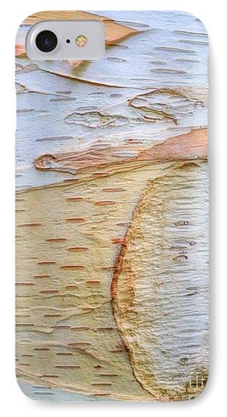 Birch Tree Bark IPhone Case