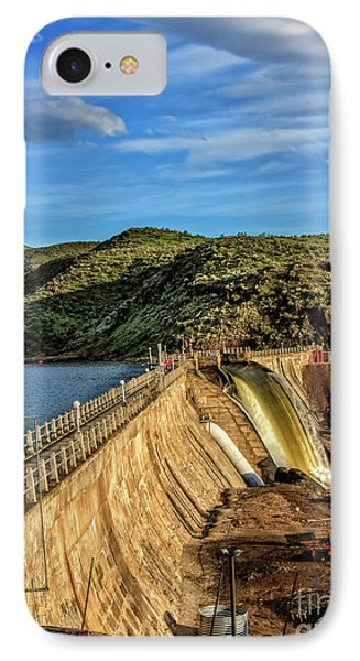 IPhone Case featuring the photograph Black Canyon Dam by Robert Bales
