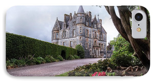 Blarney Castle - Ireland IPhone Case by Joana Kruse