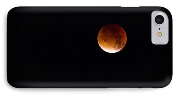Blood Moon Super Moon 2015 IPhone 7 Case