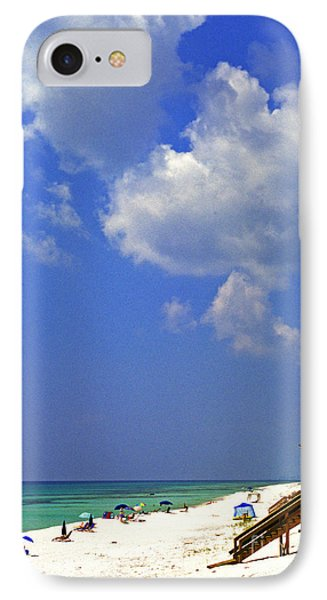 Blue Mountain Beach Phone Case by Thomas R Fletcher