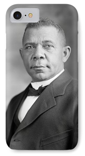 Booker T. Washington IPhone Case
