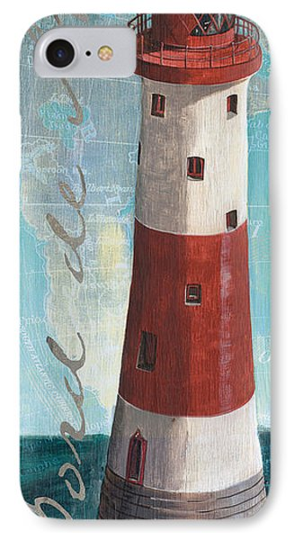 Bord De Mer IPhone Case by Debbie DeWitt