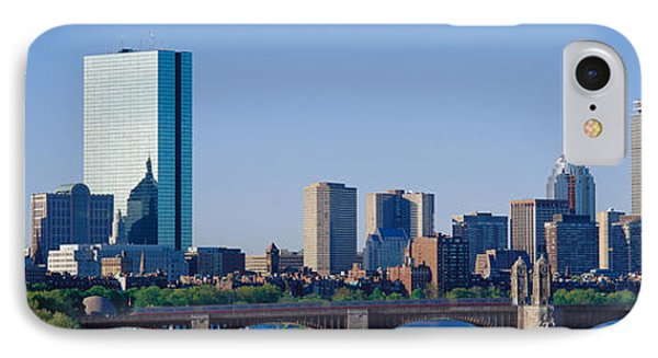 Boston, Massachusetts, Usa IPhone Case by Panoramic Images