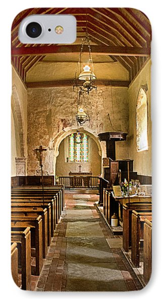 Botolphs Church IPhone Case by Dave Godden