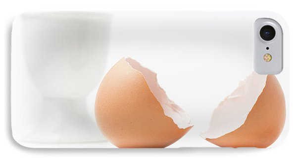 Breakfast Egg. IPhone Case by Gary Gillette
