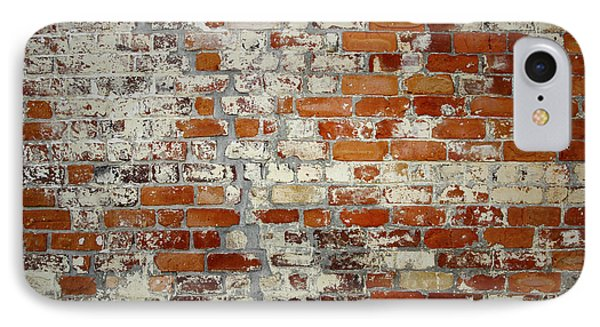 Brick Wall Phone Case by Les Cunliffe
