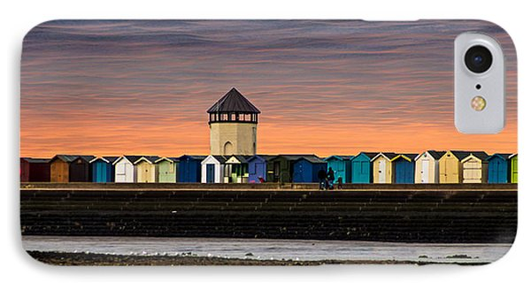 Brightlingsea Essex  IPhone Case by Martin Newman