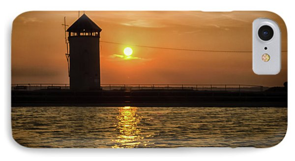 Brightlingsea Sunset IPhone Case