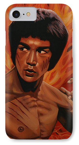 Bruce Lee Enter The Dragon IPhone 7 Case