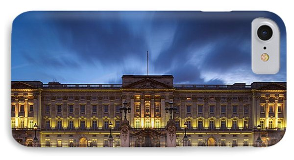 Buckingham Palace IPhone Case by Stephen Taylor
