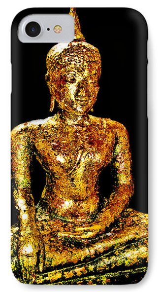 Buddha. Siam. The Kingdom Of Thailand. IPhone Case