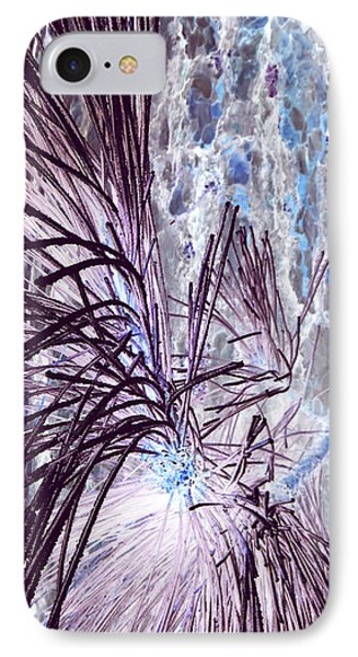 IPhone Case featuring the photograph Burst by Jamie Lynn