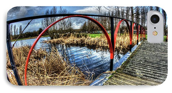 Cambell Park Milton Keynes IPhone Case