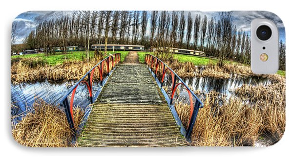Campbell Park Milton Keynes IPhone Case