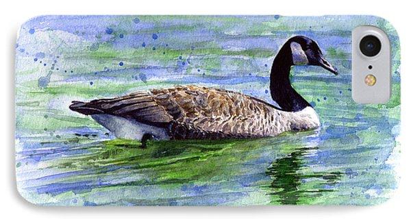 Canada Goose IPhone Case