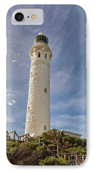 IPhone Case featuring the photograph Cape Leeuwin Lighthouse by Ivy Ho