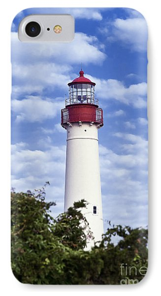 Cape May Lighthouse Phone Case by John Greim