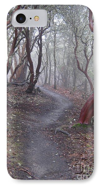 Cathedral Hills Serenity IPhone Case by Marie Neder