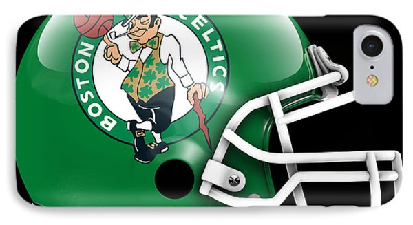 Celtics What If Its Football IPhone Case