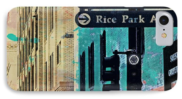IPhone Case featuring the photograph Central District by Susan Stone