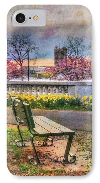 Charles River Esplanade - Boston IPhone Case by Joann Vitali