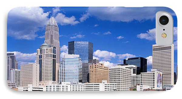 Charlotte, North Carolina, Usa IPhone Case by Panoramic Images