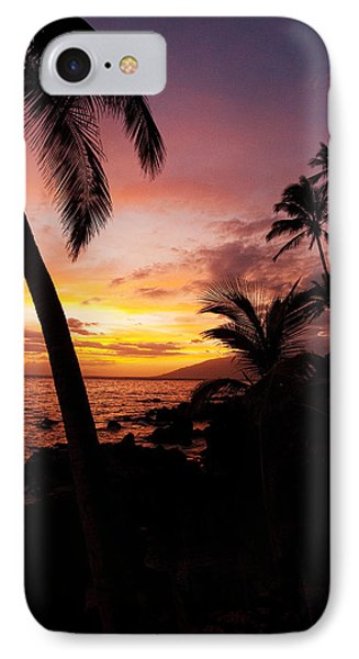 Charly Young Sunset IPhone Case by James Roemmling