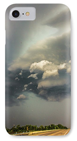 Another Stellar Storm Chasing Day 019 IPhone Case