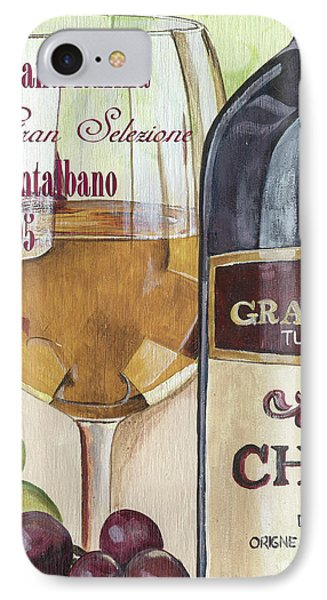 Chianti Rufina IPhone Case by Debbie DeWitt