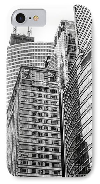 Chicago Office Buildings Architecture IPhone Case