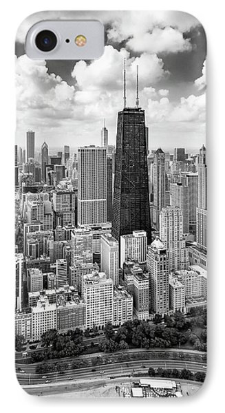 IPhone Case featuring the photograph Chicago's Gold Coast by Adam Romanowicz