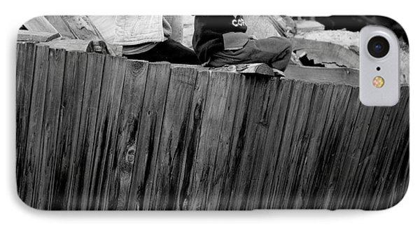 Childhood Phone Case by Gabriela Insuratelu