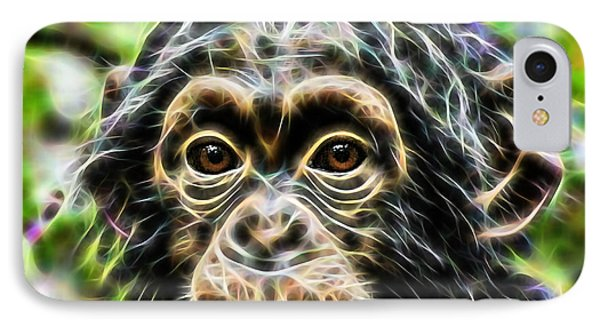 Chimpanzee Collection IPhone Case