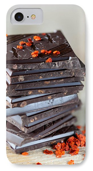 Chocolate And Chili IPhone Case