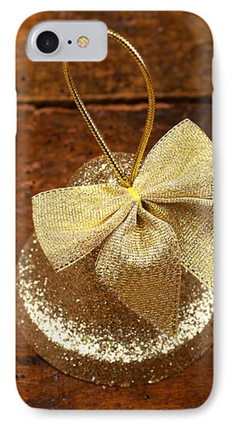 Christmas Bell IPhone Case by Boyan Dimitrov