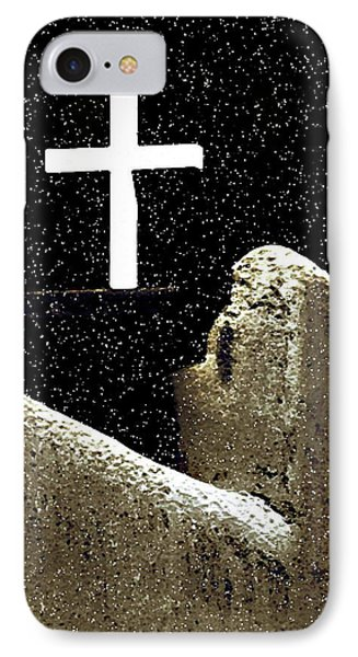 Christmas In Taos IPhone Case