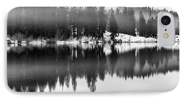IPhone Case featuring the photograph Clear Lake by Cat Connor