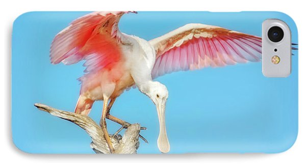 Spoonbill Cleared For Takeoff IPhone 7 Case
