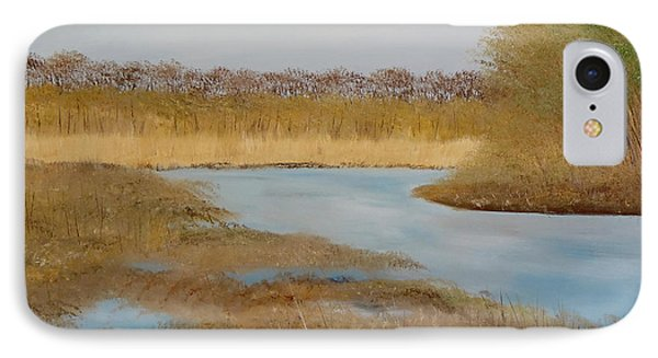 Colfax Wildlife Area IPhone Case by Troy Thomas
