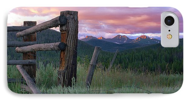 Colorado Glory IPhone Case
