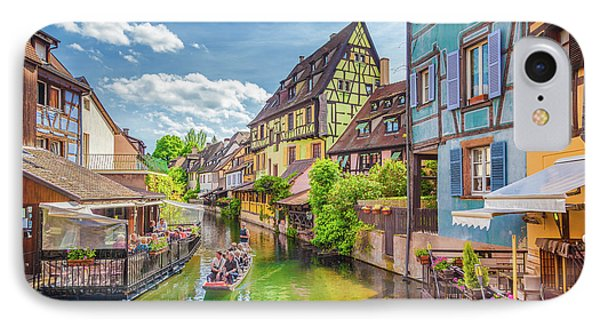 Colorful Colmar IPhone Case by JR Photography
